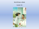 The Human Body Lessons 1-5