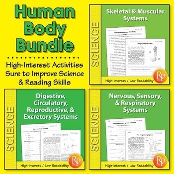 The Human Body {Bundle}