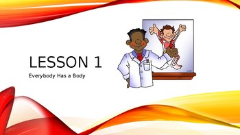 The Human Body- Engage NY Read Alouds- First Grade- Domain 2