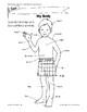 The Human Body Has External Parts