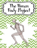 Project Based Learning: The Human Body Project - Organs/Or
