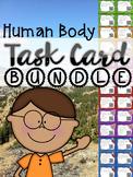 The Human Body {QR TASK CARD BUNDLE}