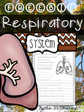 The Human Body {Respiratory System FREEBIE}