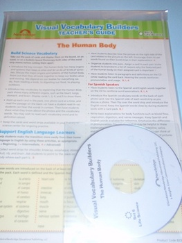 The Human Body - Vocabulary Builder