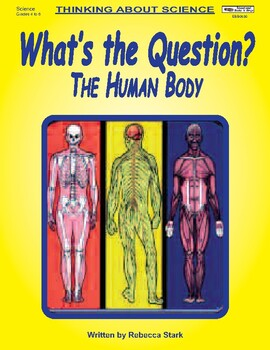 "The Human Body ""What's the Question?"" Game"