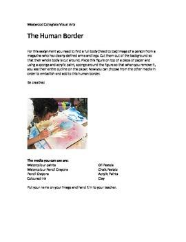 The Human Border