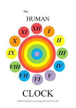 The Human Clock (Practical Activity/Game)