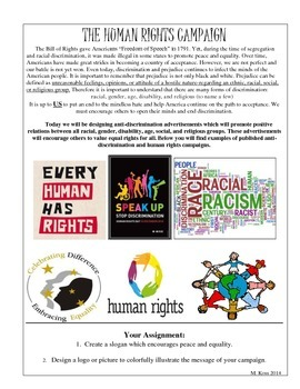 The Human Rights Campaign Project - Embracing Differences