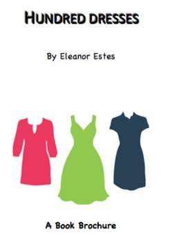 The Hundred Dresses Book Brochure