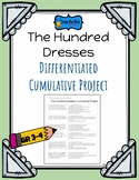 The Hundred Dresses Differentiated Cumulative Project