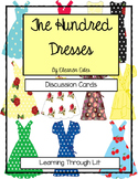 THE HUNDRED DRESSES by Eleanor Estes - Discussion Cards PRINTABLE & SHAREABLE