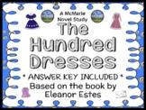 The Hundred Dresses (Eleanor Estes) Novel Study / Comprehension    (26 pages)