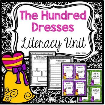 The Hundred Dresses Literacy Unit