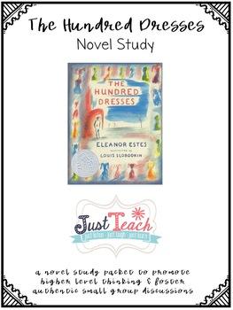The Hundred Dresses Novel Study
