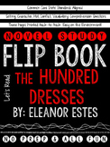 The Hundred Dresses: A Novel Study Flip Book!
