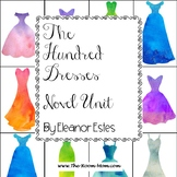 The Hundred Dresses Novel Unit