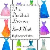The Hundred Dresses Novel Unit