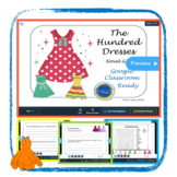 The Hundred Dresses- Reading Comprehension & Book Report Questions