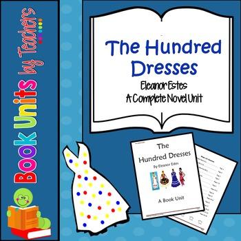 The Hundred Dresses by Eleanor Estes Book Unit