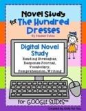 The Hundred Dresses Novel Study: Digital Distance Learning
