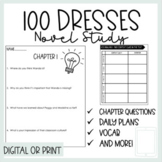 The Hundred Dresses by Eleanor Estes Novel Study