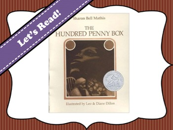 The Hundred Penny Box Vocabulary Visuals (for ELLs)