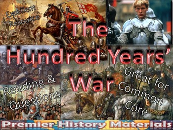 The Hundred Years' War Reading & Review Questions