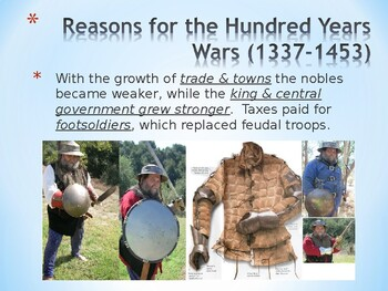The Hundred Years War and War of the Roses: The Beginning