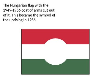 The Hungarian Uprising 1956 Source Analysis Activity
