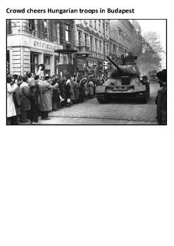 The Hungarian Uprising Handout