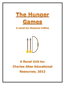 The Hunger Games 50 page Novel Guide