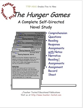 The Hunger Games: A Complete Novel Study
