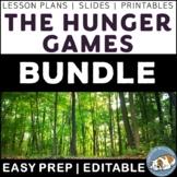 The Hunger Games Activity Mini Bundle