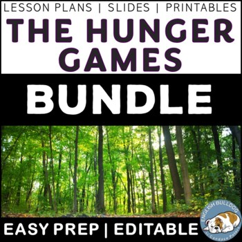 The Hunger Games Activity Mini Bundle