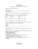 The Hunger Games Activity Packet