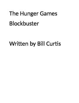Hunger Games Blockbuster