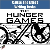The Hunger Games Cause and Effect Essay Writing Unit