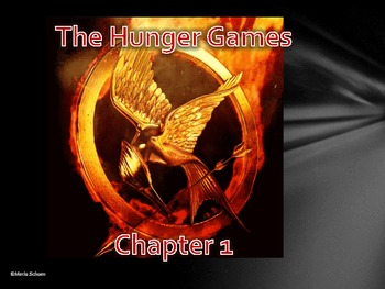 The Hunger Games Chapter 1