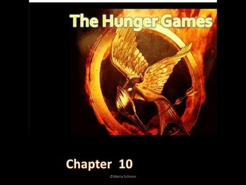 The Hunger Games Chapter 10