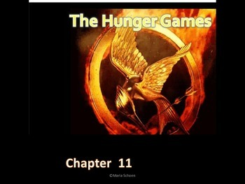 The Hunger Games Chapter 11