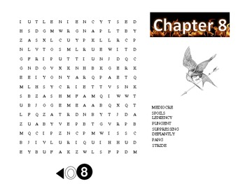The Hunger Games Chapter 8