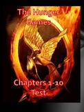The Hunger Games Chapters 1-10 Test