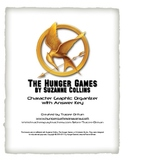 The Hunger Games Character Graphic Organizer