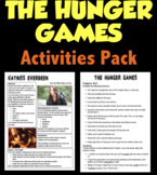 The Hunger Games Activities Pack
