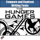 The Hunger Games Compare and Contrast Writing Unit