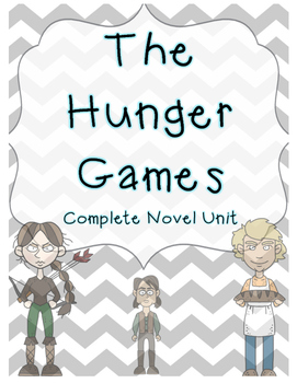 The Hunger Games: Complete Novel Unit!