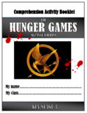 The Hunger Games Comprehension Activities Booklet!