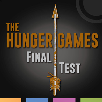 The Hunger Games Final Test Multiple Question Format TpT