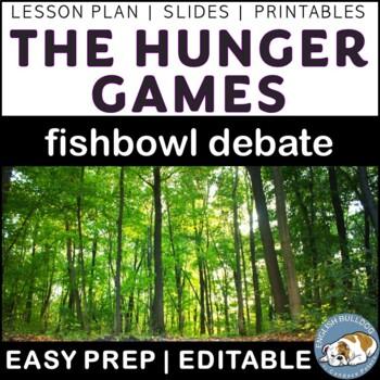 The Hunger Games Fishbowl Debate