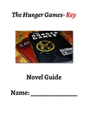 Distance Learning/No Prep Novel Guide: The Hunger Games Ac